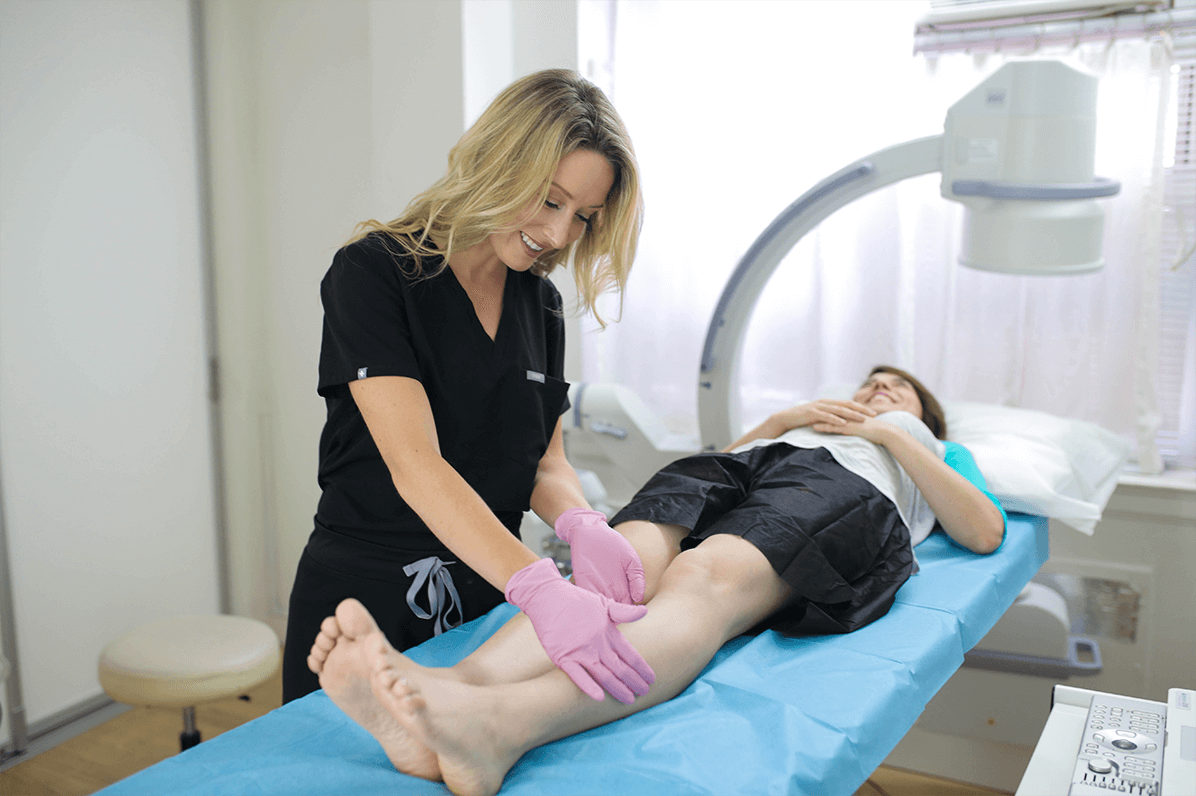 """Are you searching for a """"vein center near me in NY?"""" Vein care requires trained precision for safe results. Here are 4 questions to ask the clinic before treatment."""