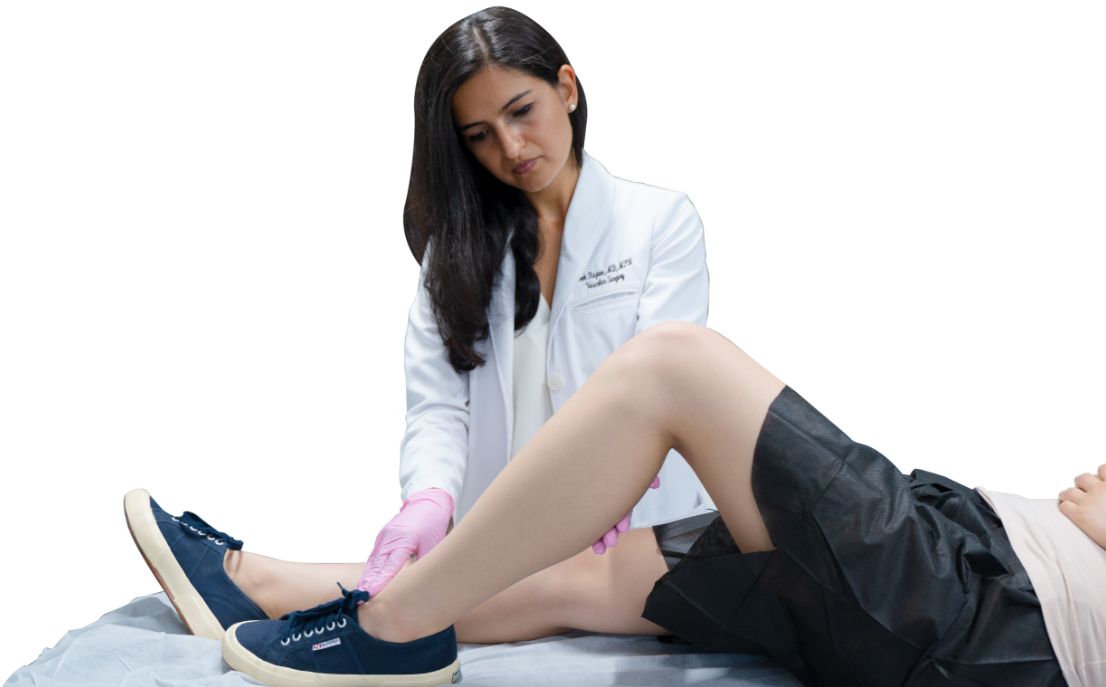 What are the top three best and worst options for varicose vein treatment Manhattan?