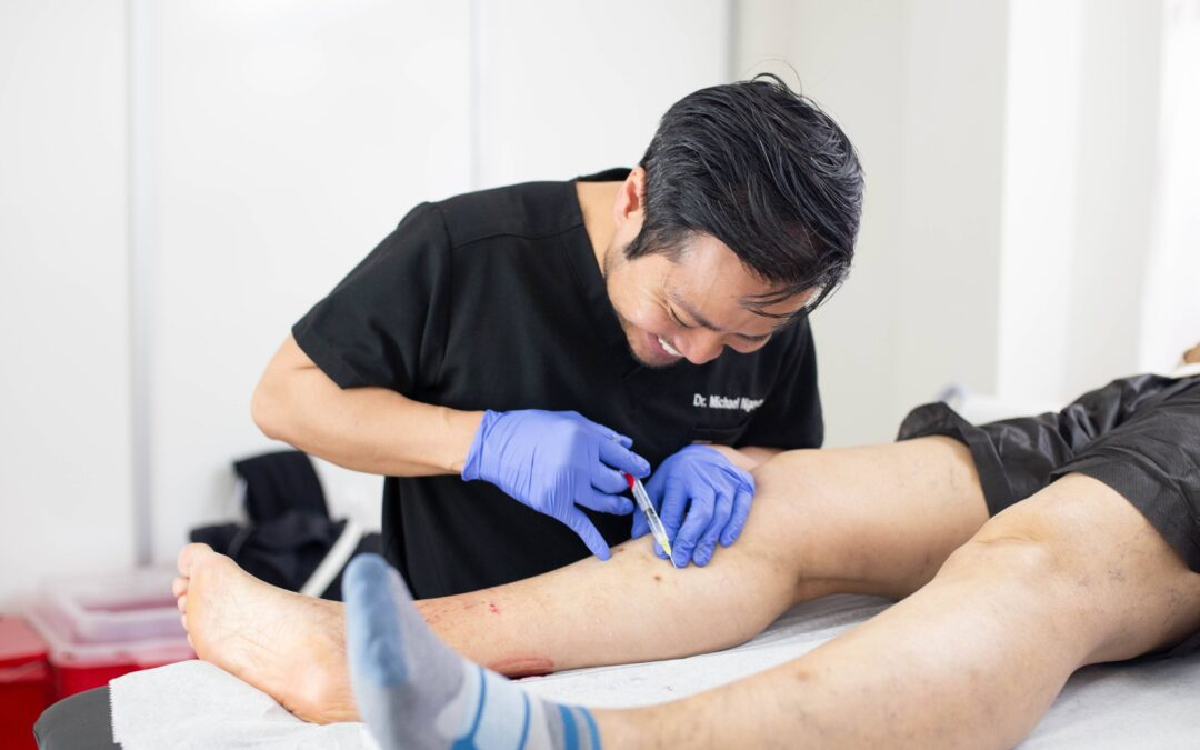 5 Steps of the Treatment Process at a Vein Clinic near Me in Manhattan