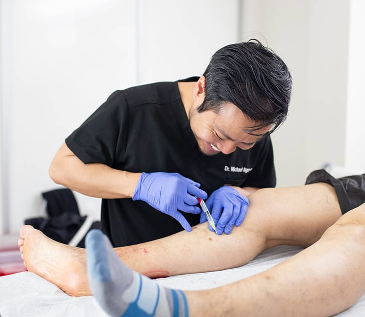 Dr Michael Nguyen Vein Specialist NY