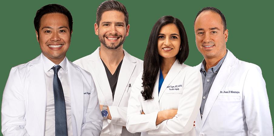 Top 4 Best Vein Treatment Options at a Vein Clinic Near Midtown