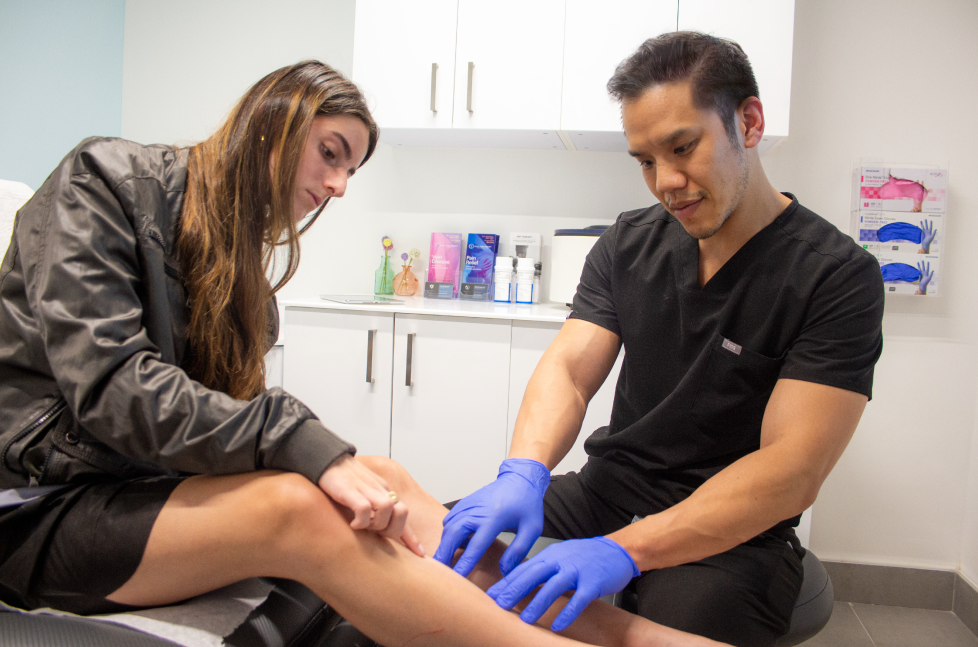What's so great about minimally-invasive treatment? Our vein center in Manhattan knows the importance of minimally-invasive procedures and lists the top 5 treatments we offer for vein disease.